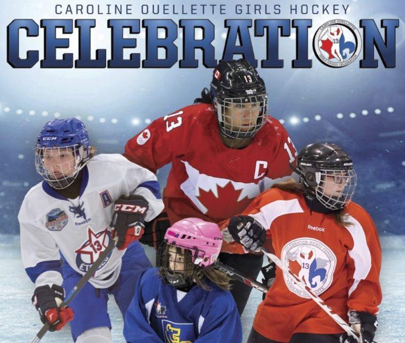 Video Célébration Hockey Féminin Caroline Ouellette Girls Hockey Celebration